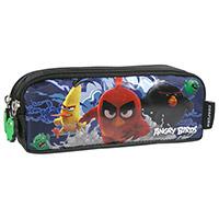 Angry Birds kétrekeszes tolltartó - Derform