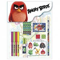 Angry Birds kreatív rajz szett - 16 darabos