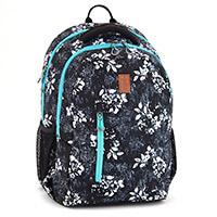 2a52ed836366 ARS UNA iskolatáskaArs Una ergonómikus hátizsák - fekete/kék ...
