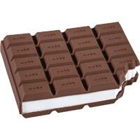 Csokoládé notesz