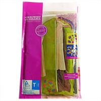 Műanyag ruhazsák - 135x60 cm - 2 szín 5f989f9dff