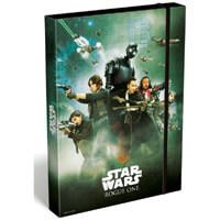 Star Wars Rogue One Team füzetbox - A4