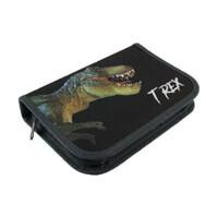 fe47f58612dd Dinós iskolai kollekcióBelmil kihajthatós tolltartó - Tyrannosaurus ...