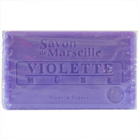 Savon de Marseille Natúr Szappan - Violet Blackberry